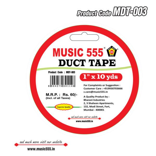Duck-Tape-1-inch-2-Bharani-Industries-music555-manufacturing-mumbai