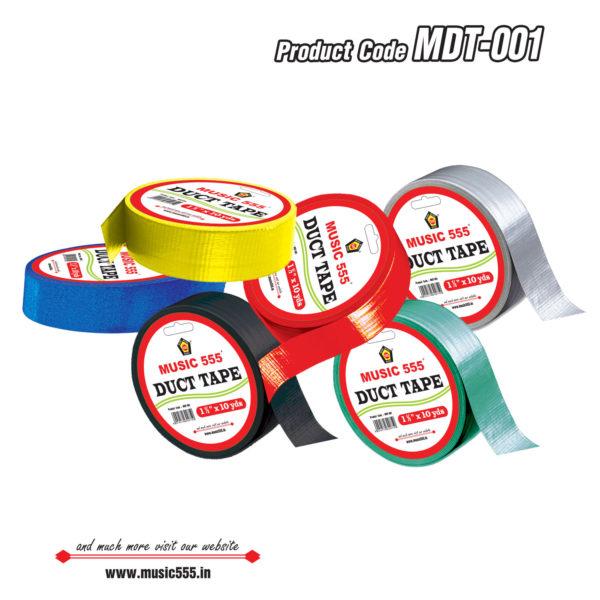 Duck-Tape-1-point-5-inch-Bharani-Industries-music555-manufacturing-mumbai