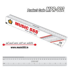 Plastic-Ruler-Scale-12inch-music555-manufacturing-mumbai
