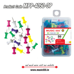 Push-Pin-50pcs-MPP-4050-OP-music555-manufacturing-mumbai