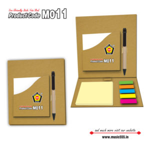 M011-Eco-Friendly-Sticky-Note-Pad-music555-manufacturing-mumbai