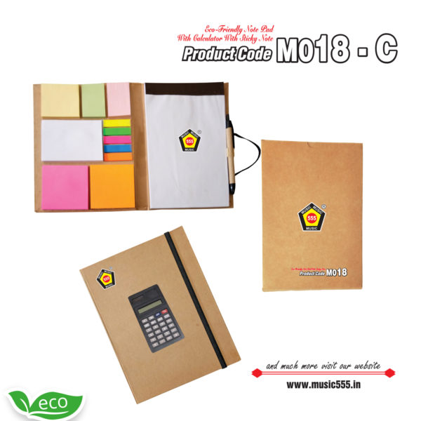 M018-C-Eco-Friendly-Dairy-Multi-Color-Sticky-Note-Pad-music555-manufacturing-mumbai