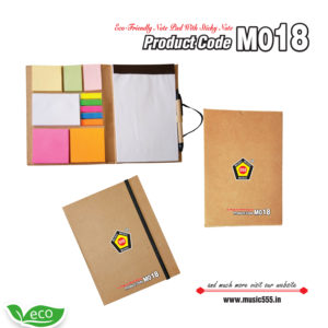 M018-Eco-Friendly-Dairy-Multi-Color-Sticky-Note-Pad-music555-manufacturing-mumbai