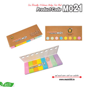 M021-Eco-Friendly-Dairy-Multi-Color-Sticky-Note-Pad-music555-manufacturing-mumbai