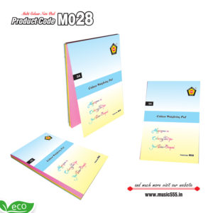 M028-Eco-Friendly-Multi-Color-Sticky-Note-Pad-music555-manufacturing-mumbai