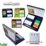 M030-Eco-Friendly-Foldable-Calendar-C-Sticky-Note-Pad-music555-manufacturing-mumbai