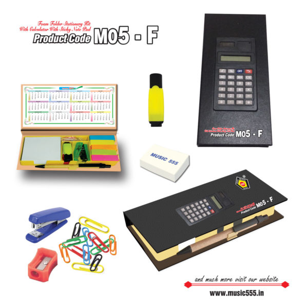 M05-F-Eco-Friendly-Sticky-Note-Pad-music555-manufacturing-mumbai