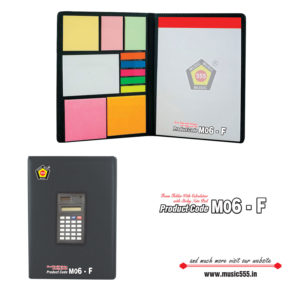 M06-F-Eco-Friendly-Sticky-Note-Pad-music555-manufacturing-mumbai