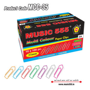 35mm-Multi-Colour-Paper-U-Clip-music555-manufacturing-mumbai
