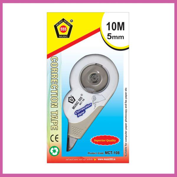 Corraction-Tape-music555-manufacturing-bharani-industries-mumbai-india