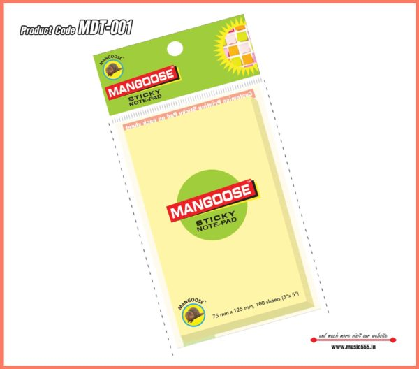 3×5-Mangoose-Front-Bharani-Industries-music555-manufacturing-mumbai