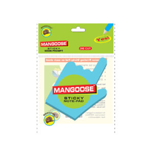 Hand-Shape-Die-cut-Sticky-Note-Pad-Front-music555-manufacturing-mumbai
