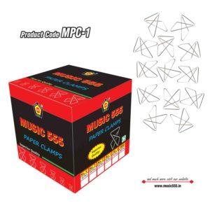 Paper-Clamps-music555-Bharani-Industries-manufacturing-mumbai