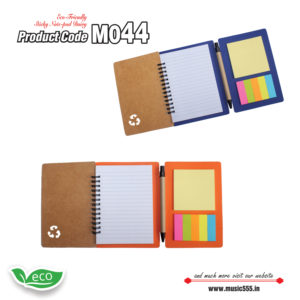 M044-Eco-Friendly-Sticky-Note-pad-Dairy-music555-manufacturing-mumbai4