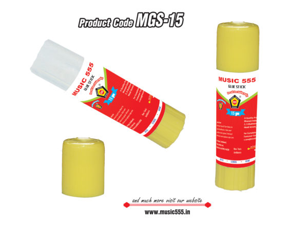 15gm-Glue-Stick-1pc-MGS-15-music555-manufacturing-mumbai