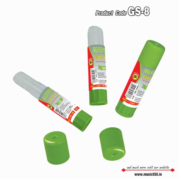 8gm-1pc-Glue-Stick-Bharani-Industries-music555-Mangoose-mumbai