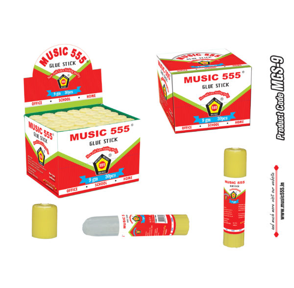 9-gm-Glue-Stick-MGS-9-music555-manufacturing-mumbai