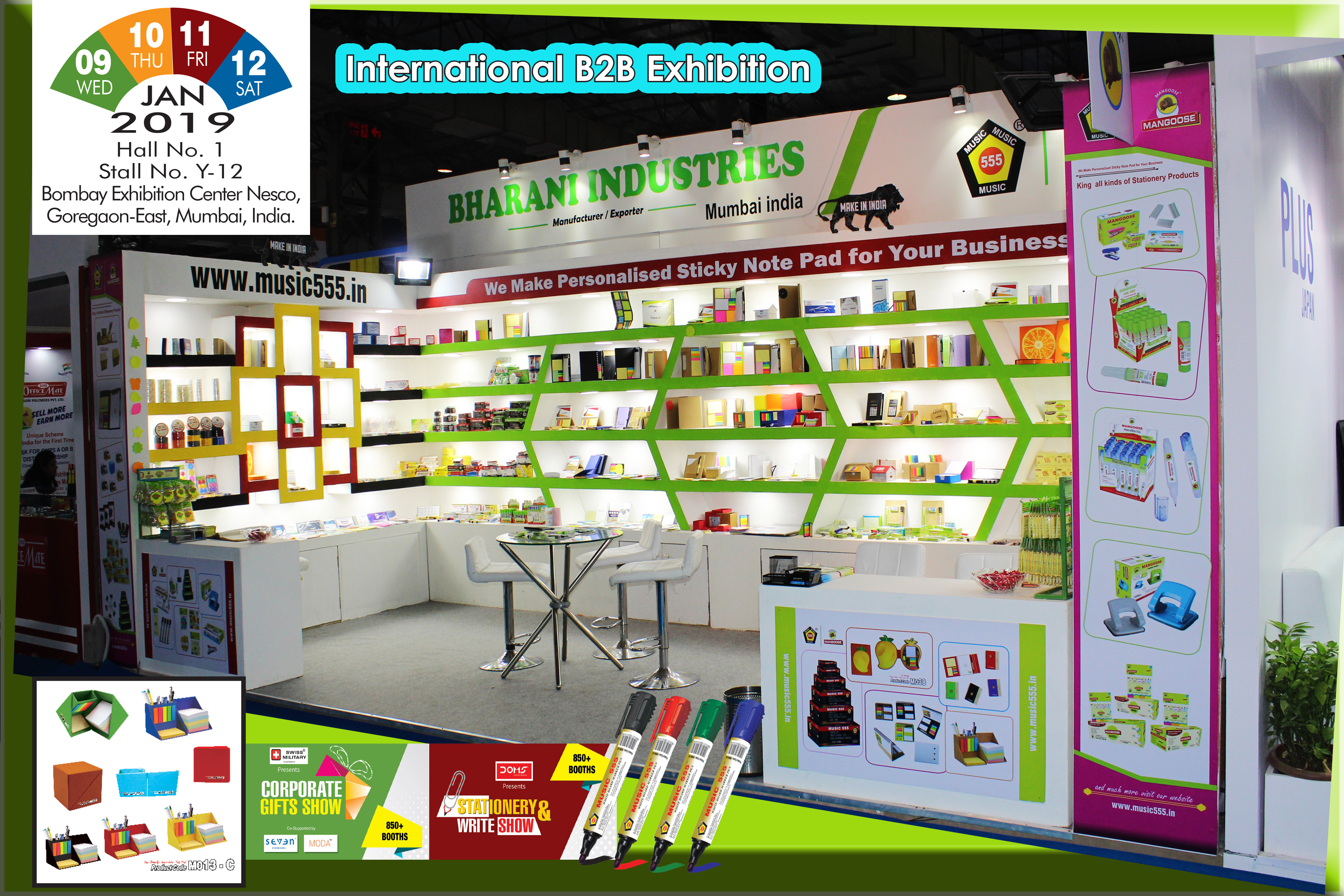 International B2B Exhibition