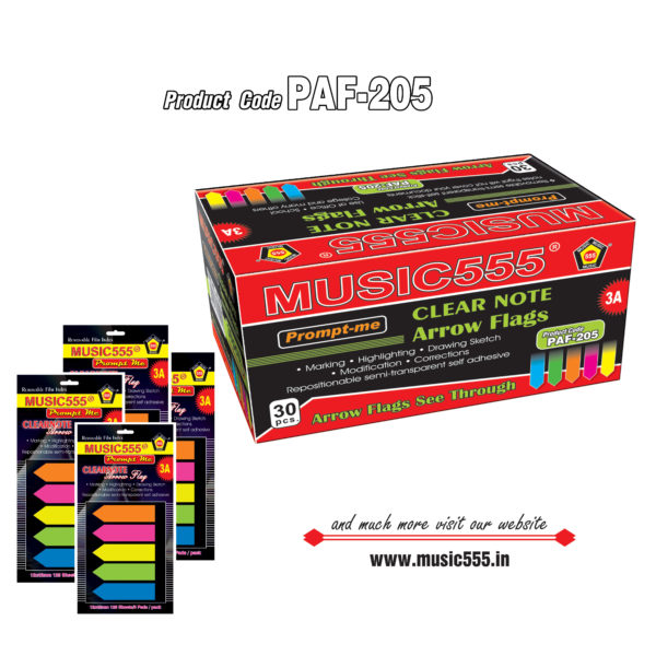 Arrow-Flag-30pcs-music555-manufacturing-mumbai-India