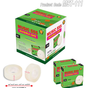 Invisible Tape Box 24 pcs