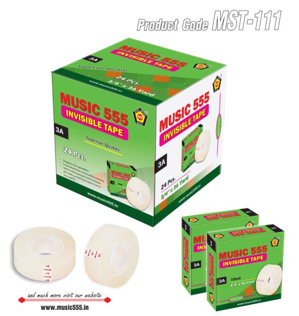 Invisible Tape Box 24 pcs